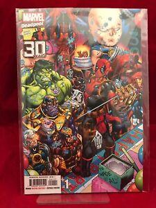 Deadpool Nerdy Thirty #1 2021 Marvel Comics