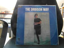 ROY ORBISON AUSTRALIAN STEREO ISSUE THE ORBISON WAY EXCELLENT VINYL COND.