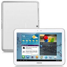 TPU Silikon Case Samsung Galaxy Tab 2 10.1 P5100 P5110 Matt Klar Crystal Cover