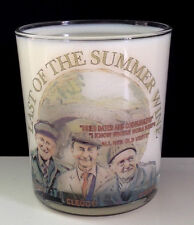 LAST OF THE SUMMER WINE tumbler glass WHISKEY/FRUIT JUICE whisky SHORT GLASS