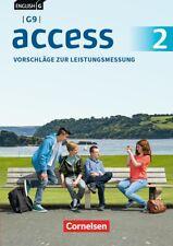 Access 2 G 9. Vorschläge zur Leistungsmessung. Mit allen Lösungen