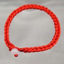 New Fashion Handmade Lucky Bracelet Red Lover Pearl String Line Bracelet Jewelry