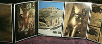 Postcard Strip of 16 Cards From Egypt - Unposted -  FREE POSTAGE**
