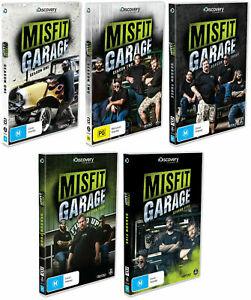 Misfit Garage : Complete Seasons 1-5 Pack (DVD, 12-Disc Set) - Region 4