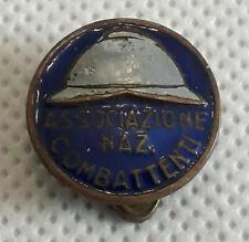 Antikes Knopfloch -Abzeichen, Orden Italien, Wk2 (j7)