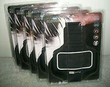 Sports Gym Running Arm Armband Case iPhone SE 5 5S 5C 4 4S  Black Neoprene 5 Pcs