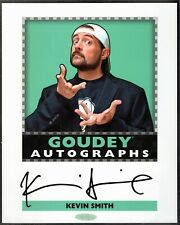 KEVIN SMITH Upper Deck Diamond Dealer Autograph 8x10 COA Signed Silent Bob *