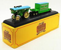 Atlas Editions 1/76 Scale 4 654 105 - Burrell Showman & Load - Emerson & Hazard