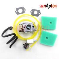 Carburetor Air Filter Kit For Husqvarna 123L 223C 223L 323C 323L 325C 326C 327C