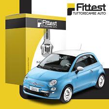 Kit Bulloni Antifurto Fiat 500 500 C 500C per cerchi in lega o ferro da 2007