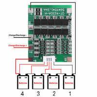 Bilancia di ricarica per scheda PCB 4S 30A 14,8 V agli ioni di litio 18650
