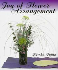 Joy of Flower Arrangement - LikeNew - Fujita, Hiroko - Paperback