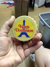 Kings Dominion Eiffel tower bottle Opener/ Fridge magnet