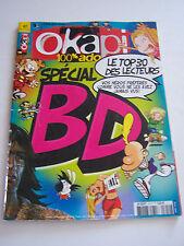 MAGAZINE OKAPI 100 % ADO ,  N° 819 . SPECIAL BD .