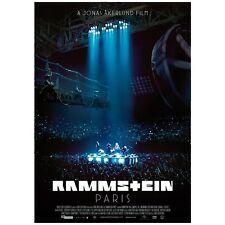 RAMMSTEIN POSTER PARIS