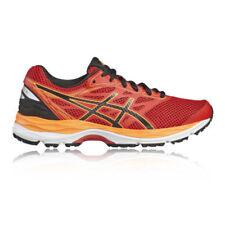 Scarpe sportive running rossi alta visibilità