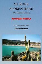 Murder Spoken Here: Se Habla Murder) McGraw/O'Grady PIs) Volume 1)
