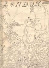 London 1800-1899 Date Range Antique Europe Atlas Maps