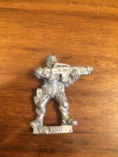 Necromunda Van Saar Ganger With Autogun Metal Warhammer 40k OOP