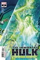 Immortal Hulk #37 (2020 Marvel Comics) First Print Ross Cover