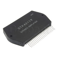 2pcs STK4211V New Replacement IC Audio Amplifier Integrated Circuit