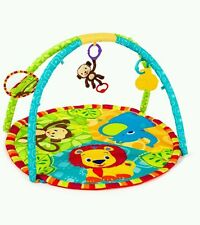 Bright Starts Pal Around Jungle Activity Gym Playmat - Brand New in Box