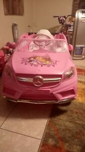 Disney Princess Mercedes 6-Volt Battery Powered Ride-On- Perfect for your little