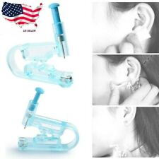Piercing Gun Disposable Sterile Ear Piercing Kit + Free Crystal Ear Stud