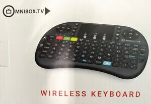 2.4GHZ Wireless 92 quick keys mini keyboard touchpad for PC Android brand new