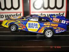 AUTO WORLD ~ NHRA Ron Capps NAPA Funny Car ~ Sold Out Everywhere ~ Fits AFX, AW