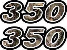Warrior Big Bear Wolverine 350 Decals Stickers 4x4 Camo Custom atv quad graphics