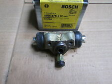 SKODA FAVORIT & 130 REAR WHEEL CYLINDER  BOSCH 0986475812
