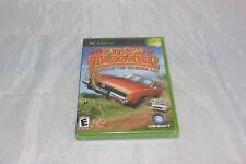 Dukes of Hazzard: Return of the General Lee (Microsoft Xbox, 2004) Brand New