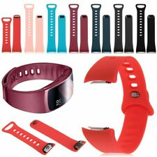 Luxury Replacement Silicone Watch Band Strap For Samsung Gear Fit 2 SM-R360 AC