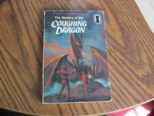 Alfred Hitchcock's Three Investigators Mystery of the Coughing Dragon paperback
