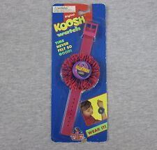 Vintage Koosh Ball Toy Watch Wristwatch 1995 Dream Castle