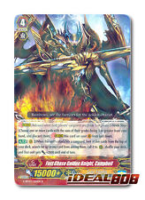 Cardfight Vanguard x 1 Fast Chase Golden Knight, Campbell - G-BT03/026EN - R Min