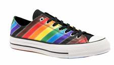 Converse Pride Chuck Taylor Low (Chuck 70) Black Rainbow Men's Size 10.5 New 🔥