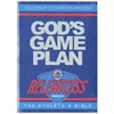 Gods Game Plan Relentless 2013
