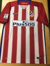 Nike Atletico De Madrid Home Jersey Raul Jimenez #11 Size Small Only