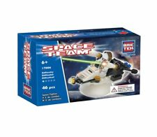 Space Fighter BricTek Building Block Construction Toy Brick Space Team