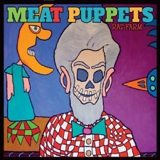 Meat Puppets : Rat Farm CD (2013) ***NEW***