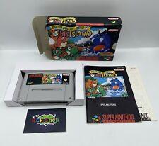 Nintendo SNES Spiel - Super Mario World 2 Yoshi´s Island - OVP - PAL - Sammler