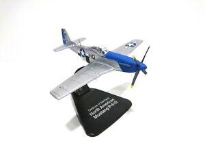 North American Mustang P-51D - 1/72 WW2 Atlas - AVION MODEL PLANE AIRCRAFT 303