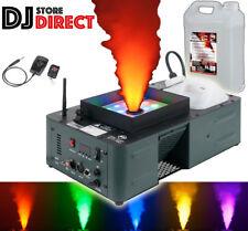 ADJ FOG FURY JETT PRO -Vertical Fog Smoke Machine + LED Lights + Remote + Liquid