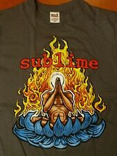 Sublime 1997 Original Vintage T Shirt - music band