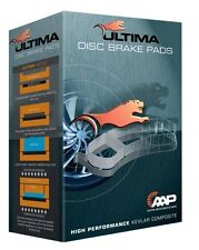 ULTIMA FRONT DISC BRAKE PADS FOR HOLDEN RODEO RA 03-09 ISUZU D-MAX 08-ON DB1468
