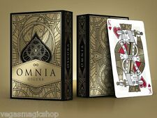 Omnia Oscura Deck Playing Cards Poker Size EPCC Thirdway Limited New Sealed