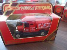 Matchbox Models of Yesteryear Diecast Tanker Trucks