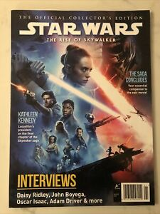 Star Wars The Rise Of Skywalker - Official Collectors Edition Magazine - Movie